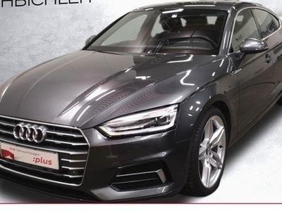 gebraucht Audi A5 Sportback S line 35 TDI S tronic MMIPlus Navi Teilleder Kamera