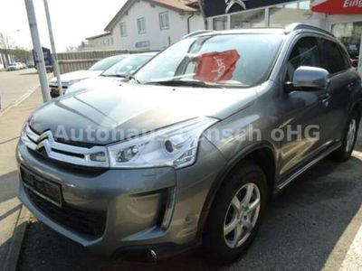 gebraucht Citroën C4 Aircross HDi 150 Exclusive 4WD