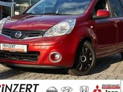 gebraucht Nissan Note 1.6 Automatik I-Way+, Gebrauchtwagen, bei Autohaus am Prinzert GmbH
