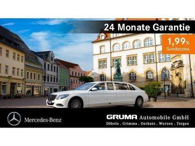 gebraucht Mercedes S600 Mercedes-MaybachPullman Exklusiv-Paket