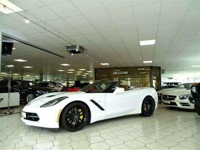 gebraucht Corvette C7 6.2 V8 3LT+Z51 Cabrio Europamodell
