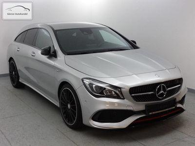 gebraucht Mercedes CLA250 Shooting Brake 4matic+AMG+Night+19-Zoll