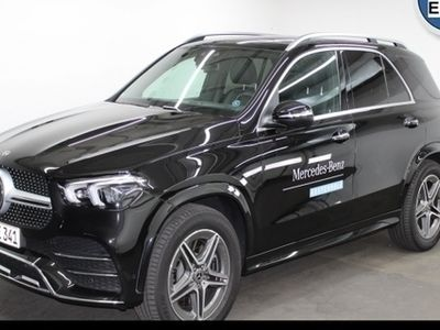 gebraucht Mercedes GLE450 AMG 4M AMG 360° Airmat Pano Multibeam Distr+