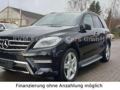 gebraucht Mercedes ML500 4MATIC AMG SPORTPAKET HARMAN XENON