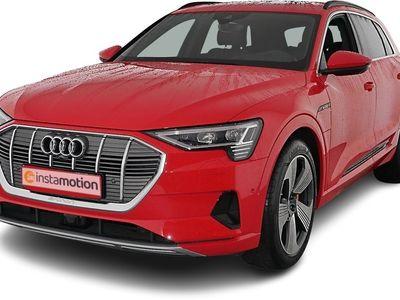 gebraucht Audi E-Tron eTron55 adv. HuD/Matrix/Pano/ACC/B&O/21 Zoll