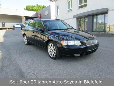 gebraucht Volvo V70 Kombi Bi-Fuel Summum LEDER, AUTOMATIK, SHZ