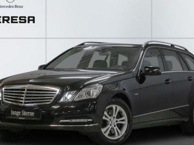 gebraucht Mercedes E300 CDI Elegance LED