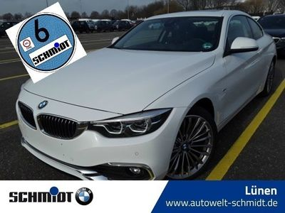second-hand BMW 440 i Coupe Luxury Line HeadUp LED NP 69.570,00