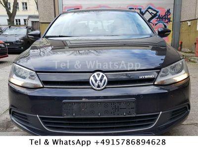 gebraucht VW Jetta Hybrid 1.4 DSG Comfortline Navi PARKTRONIC