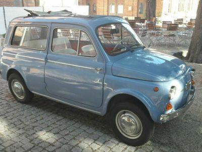gebraucht Fiat 500 Giadiniera - top restauriert