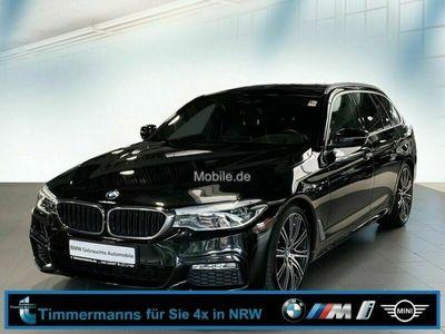 gebraucht BMW 540 xDrive Touring M Sportpaket Innovationsp.