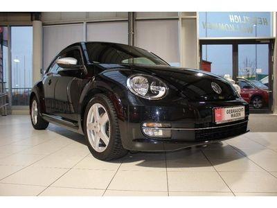 gebraucht VW Beetle 1.6 TDI BMT Remix Klimaautomatik SHZ PDC