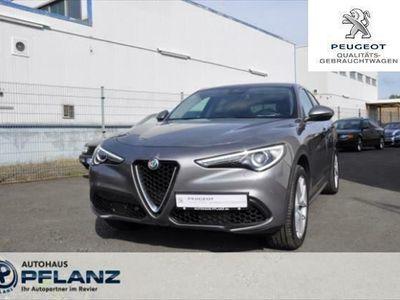 gebraucht Alfa Romeo Stelvio First Edition 2.0 Turbo AT8 (EURO 6)