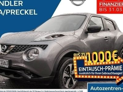 used Nissan Juke N-Connecta 1.6 *EURO 6d-Temp* Exter. Black