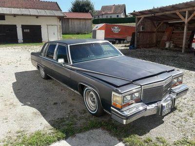 gebraucht Cadillac Fleetwood Brougham **