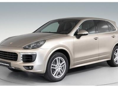 käytetty Porsche Cayenne Diesel/ Pano/ SportDesigPaket/ Bi-Xenon