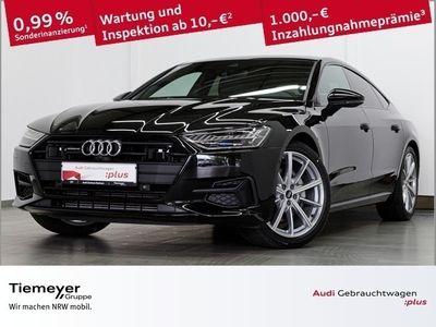 gebraucht Audi A7 Sportback 50 TDI Q S LINE BuO ST.HEIZ 2xASSIS