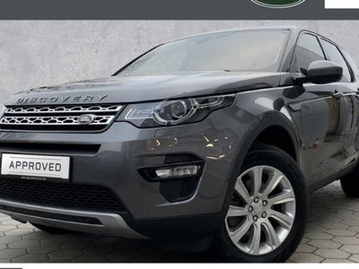 gebraucht Land Rover Discovery Sport TD4 HSE *UPE 51.199,-*