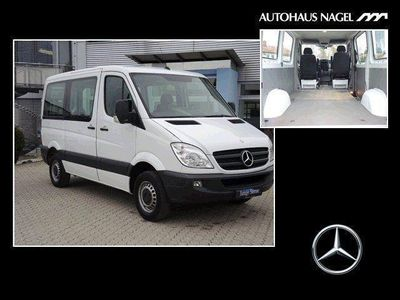 gebraucht Mercedes Sprinter 210 CDI KA Kompakt AHK SHZ 1.Hand