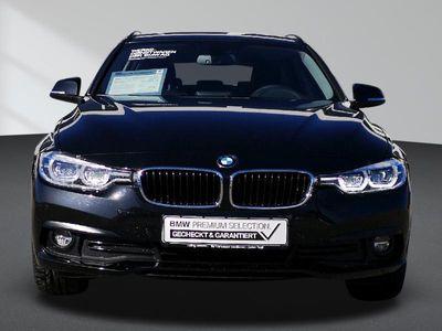 gebraucht BMW 320 d Touring Advantage Aut. Navi Business 17'LM