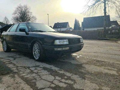 gebraucht Audi 90 /5Zylinder /kein quattro/ in Schwa... als Limousine in Kirchhundem