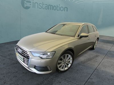 gebraucht Audi A6 A6Avant QUATTRO DESIGN 45TDI 231PS.LED.NAVI.LED