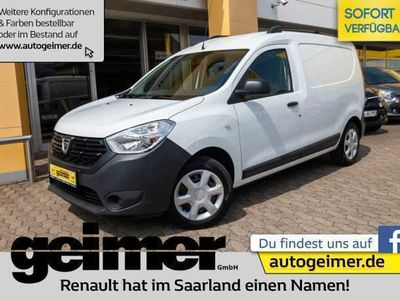 used Dacia Dokker TRP Express SCe 100 (Start & Stop) Ambiance