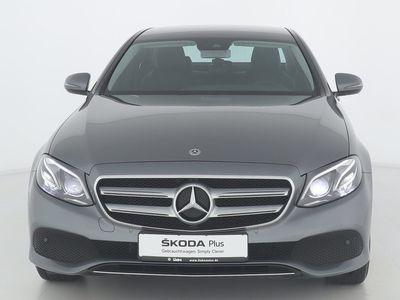 gebraucht Mercedes E200 E-KLASSE LIM.LED|NAVI| | Gebrauchtwagen | Limousine | SGH288145