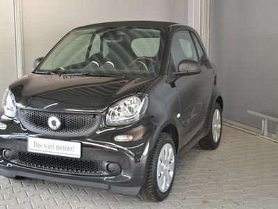 gebraucht Smart ForTwo Coupé 52 kW +COOL&AUDIO+DAB+ALLWETTER