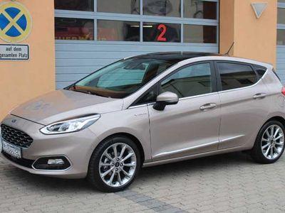 gebraucht Ford Fiesta VIGNALE 1.0 EcoBoost NAVI + PANO