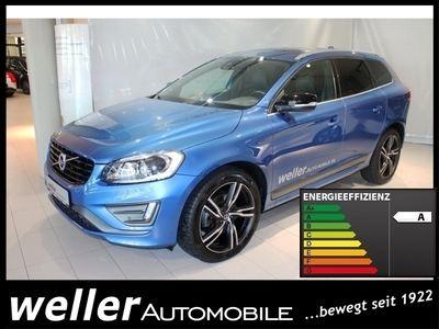 gebraucht Volvo XC60 D5 AWD MOMENTUM Licht/Businees/Winter-Paket