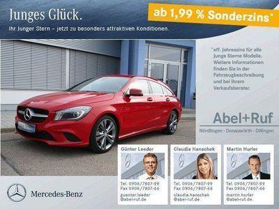 gebraucht Mercedes CLA200 Urban SB Navi Bi-Xenon SHZ Chrom aktPTS