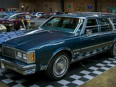 gebraucht Oldsmobile Custom Cruiser **California-Imp.**Servo**2. Hd.