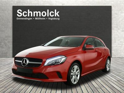 gebraucht Mercedes A180 URBAN/LED+ASSI/NAVI/PTS+KAMERA/MEDIA-D/SHZ