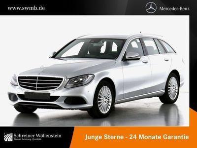 gebraucht Mercedes C220 d T *Avantgarde*Comand*Kamera*PDC*Spur-P.*