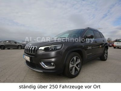 gebraucht Jeep Cherokee Limited 2.2l MultiJet 143kW (195PS) AT