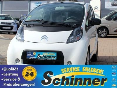 gebraucht Citroën C-zero Batterie Inklusive DAB Klima Alu