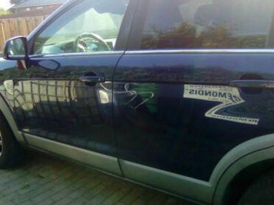 gebraucht Chevrolet Captiva mit Anhängerkupplung