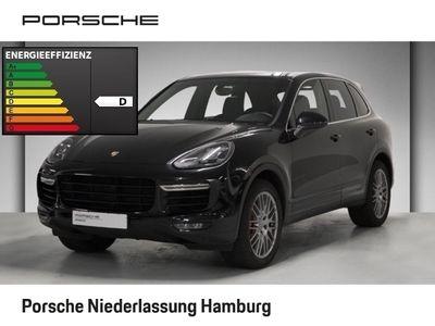 gebraucht Porsche Cayenne Turbo BSOE LED Luftfederung 20-Zoll