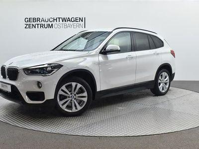 gebraucht BMW X1 xDrive20d Aut. Adv. LED+Navi+Leder+LM18+Keyl.