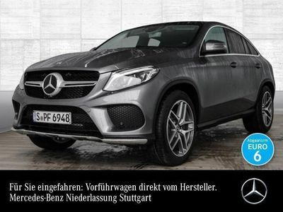 second-hand Mercedes GLE350 d 4Matic Coupe AMG-Line Pano Airmatik AHK