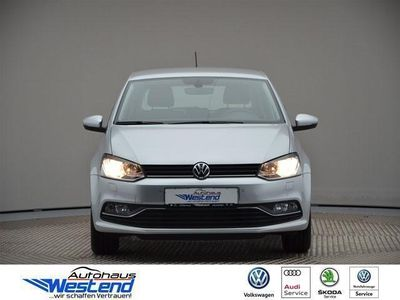 used VW Polo Comfortline 1.4l TDI 66kW 5-Gang Klima Klima