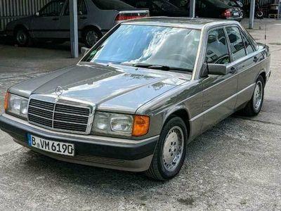 gebraucht Mercedes 190 Mercedes Benz W2012.0 Automatik