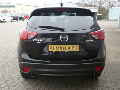 gebraucht Mazda CX-5 Center-Line AWD*Standheizung/Navi*