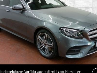 gebraucht Mercedes E300 T AMG Standheizung Panoramadach