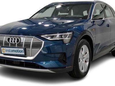 gebraucht Audi E-Tron eTron55 quattro advanced Matrix 19 Zoll Navi