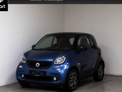 gebraucht Smart ForTwo Coupé 66kW prime BRABUS DCT cool&Audio