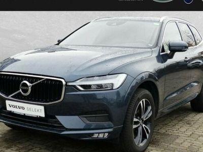 gebraucht Volvo XC60 D4 FWD Momentum Automatik ACC BLIS LED