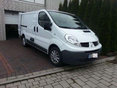 gebraucht Renault Trafic 2.0 dCi 90 L1H1
