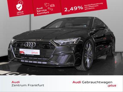 gebraucht Audi A7 Sportback 50 TDI quattro tiptronic S line Matrix-